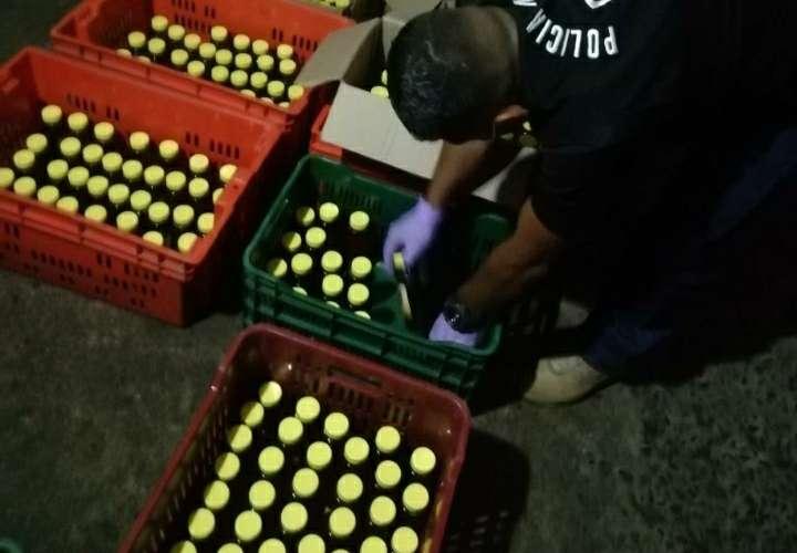 Banda de estafadores se va contra productores