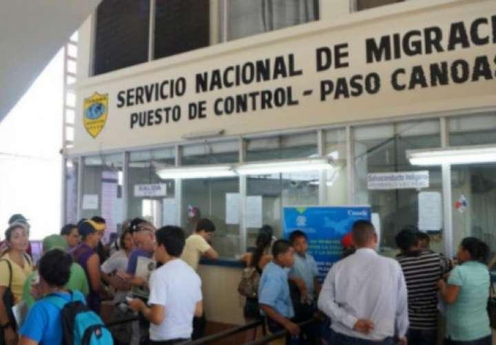Nicas varados en Chiriquí y Veraguas saldrían en caravana humanitaria