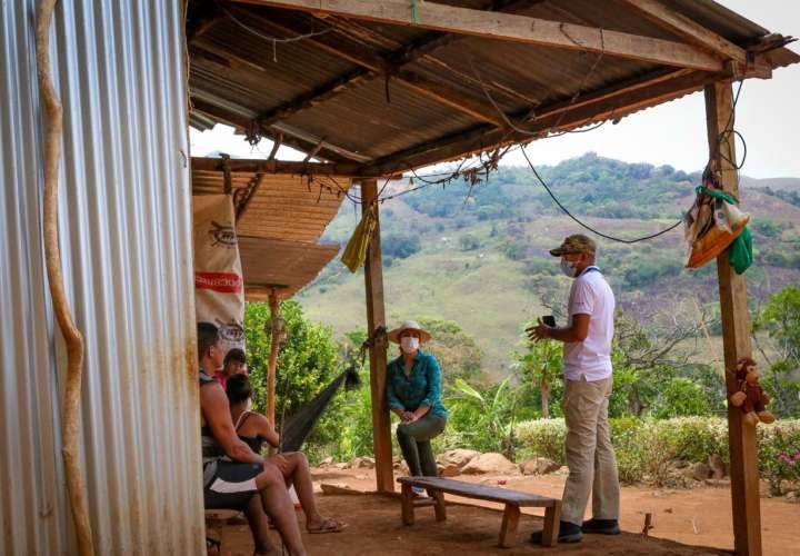 Detectan 120 familias que viven en extrema pobreza