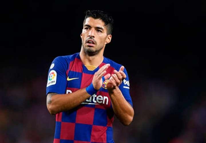Luis Suárez está listo para reanudación de la Liga Española