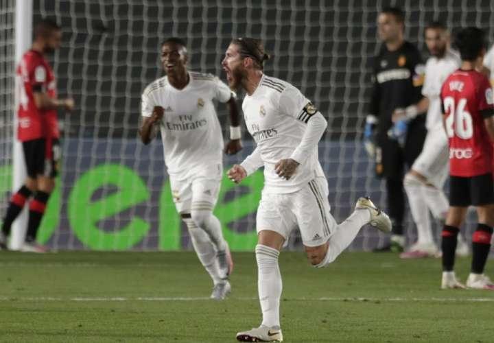 Sergio Ramos / AP