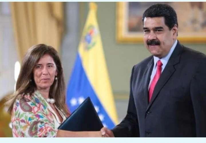 Oposición venezolana rechaza expulsión de embajadora de la UE en Caracas