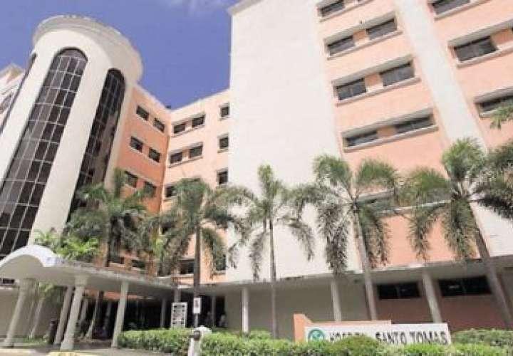 Capacidad hospitalaria en el Santo Tomás en estado crítico