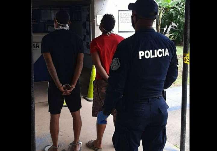 Quedan detenidos gatilleros suelta balas