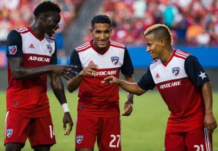 Seis jugadores del FC Dallas dan positivo por COVID-19