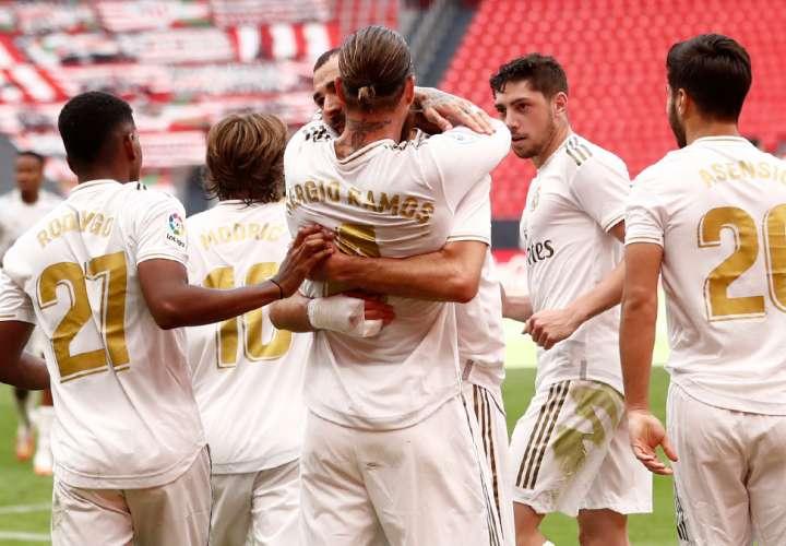 Real Madrid se acerca al título de la Liga Española