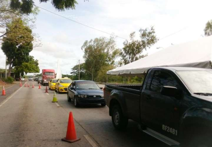 Autoridades de Los Santos piden reforzar cercos antes de abrir Bloque 3