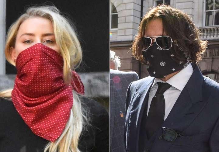 Johnny Depp: 'Decidí divorciarme de Amber Heard cuando defecó en nuestra cama'