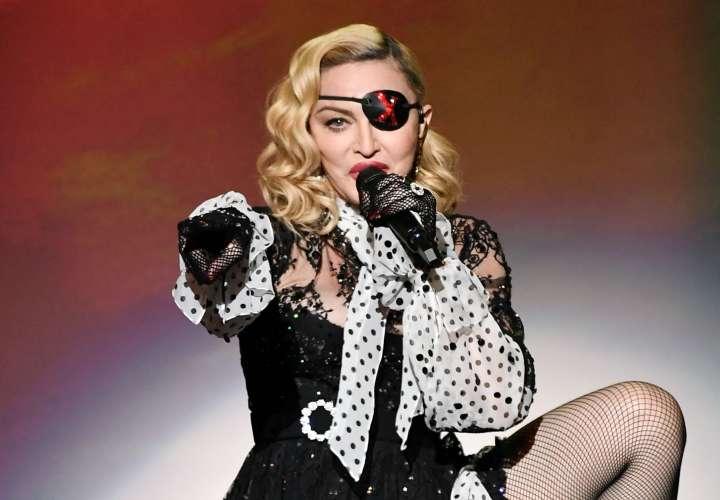 Madonna prende las redes y enseña sus atributos a los 61 años