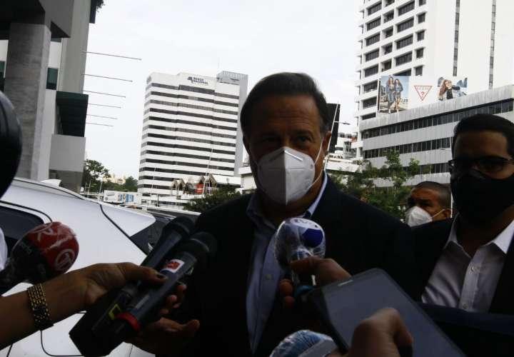 En el banquillo: Expresidente Varela indagado por caso Odebrecht [Video]
