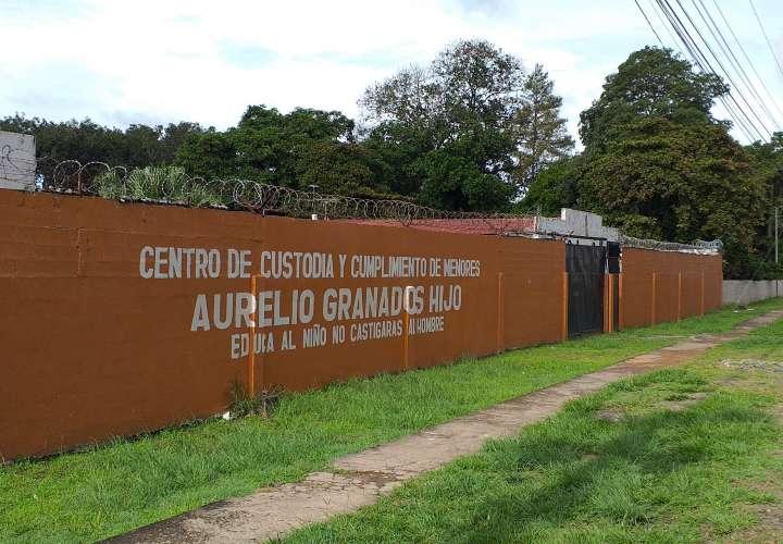 """Reportan casos de coronavirus en centro de menores """"Aurelio Granados"""" de David"""