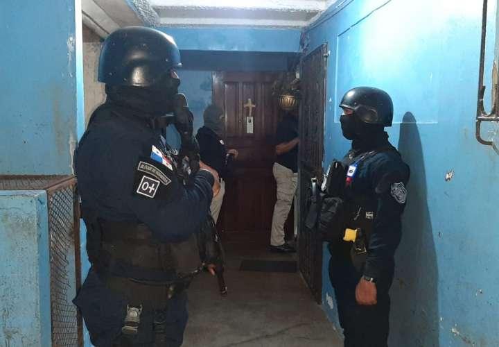 Retenido presunto líder de pandilla en Barraza