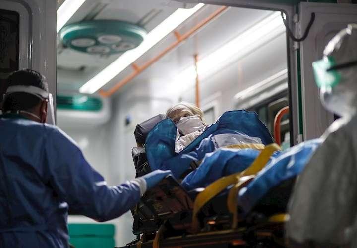 ¡Susto! 1,040 nuevos casos, 863 muertos y 43, 257 contagiados