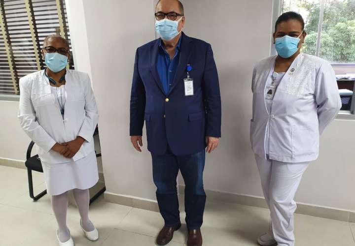 Enfermeras: Mascarillas del Seguro no eran aptas para personal de Salud (Video)