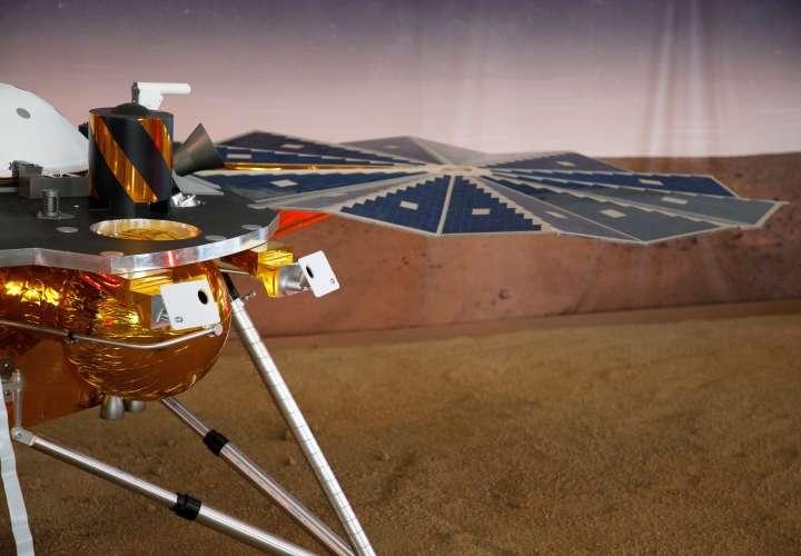 Calientan motores para viajar a Marte