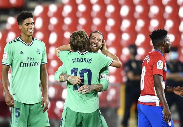 ¡9 triunfos en fila para el Madrid! Zidane: 'No puedo pedir más'