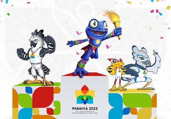 Juegos Panamá 2022 ya tiene su mascota