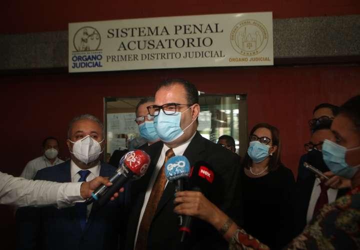 MP lleva al SPA casos contra Martinelli resuelto por el inquisitivo