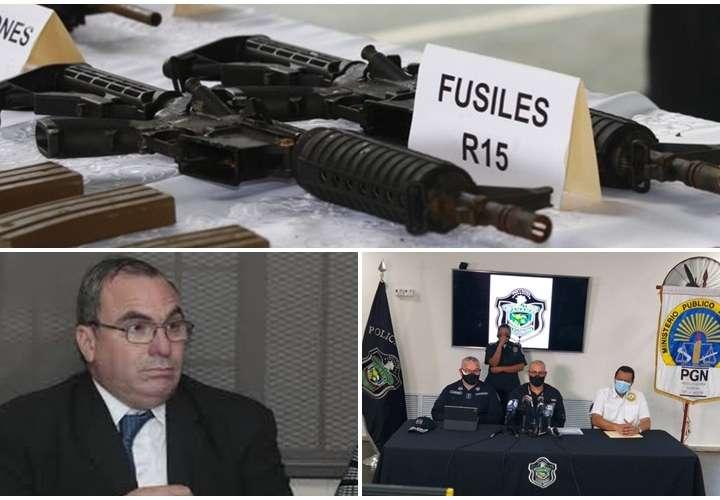 """Decenas de armas incautadas y 19 detenidos en Operación """"Furia"""""""