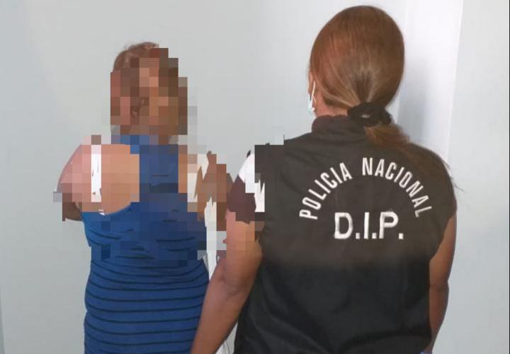Detienen a mujer vinculada a homicidio ocurrido en El Chorrillo