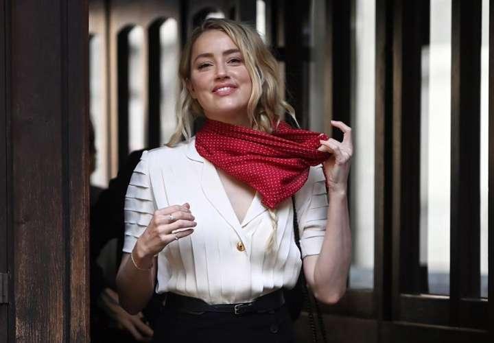 "Amber Heard asegura que Johnny Depp amenazó con matarla ""muchas veces"""
