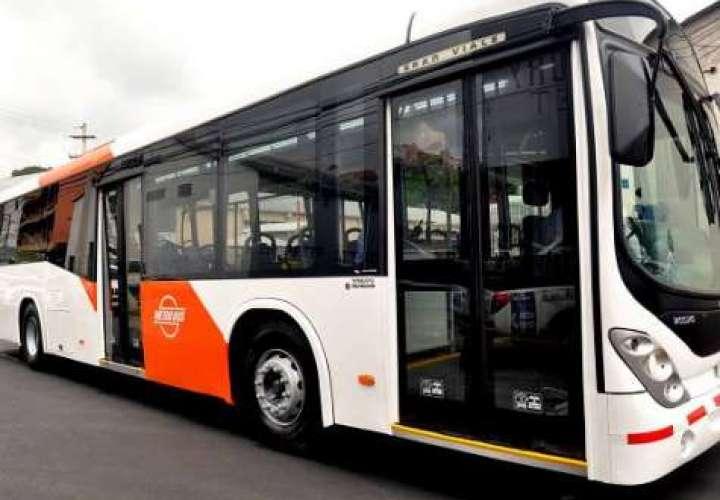 Mi Bus presenta proyecto de carril exclusivo