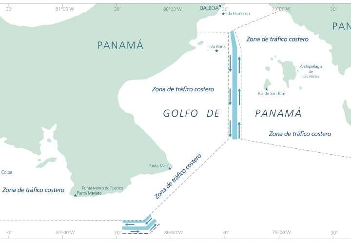 Canal de Panamá acatará normas marítimas para protección de ballenas