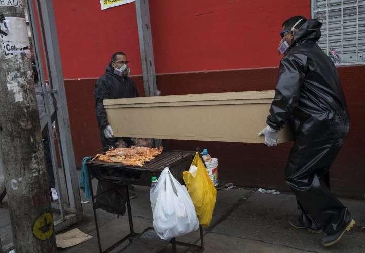 Julio, el peor mes de la pandemia