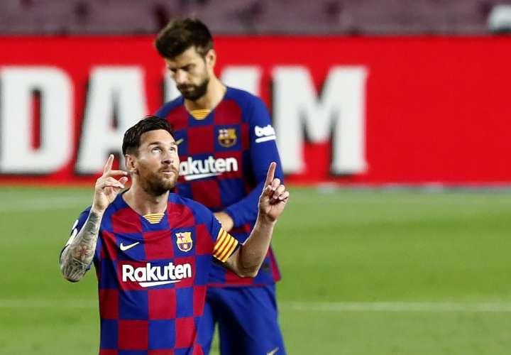 """""""Creo que Messi se retirará en el Barcelona"""""""