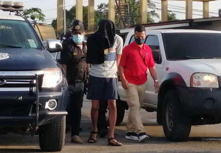 Legal arresto por descuartizar a menor en La Chorrera