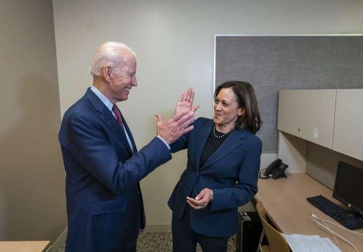 Joe Biden escoge a compañera de fórmula