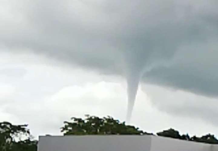 Culillo por sismo y nube en Panamá Este