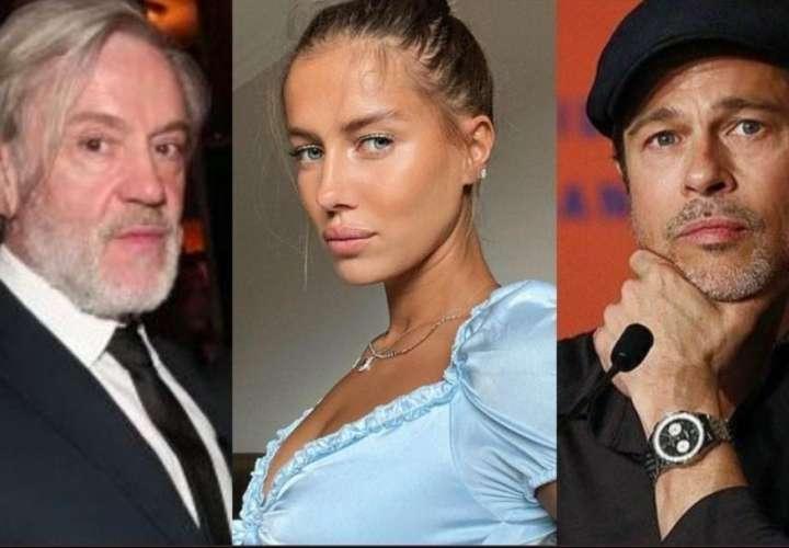 ¡Wao! Nueva novia de Brad Pitt está casada y su marido sabe de la relación