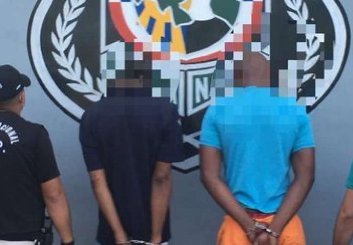 Madrugaron a varios delincuentes en Juan Díaz y Colón [Video]
