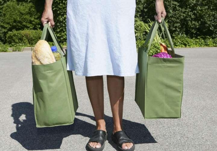 Las bolsas reutilizables: una opción ambiental