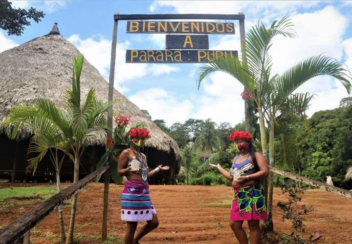 Comunidad Parará Purú es apta para el turismo con distanciamiento al aire libre