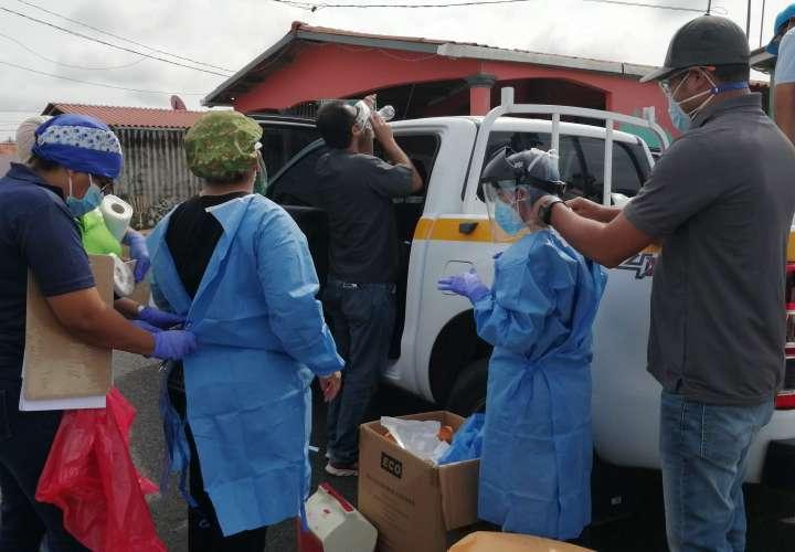 Existe abastecimiento de recursos en el hospital Nicolás A. Solano