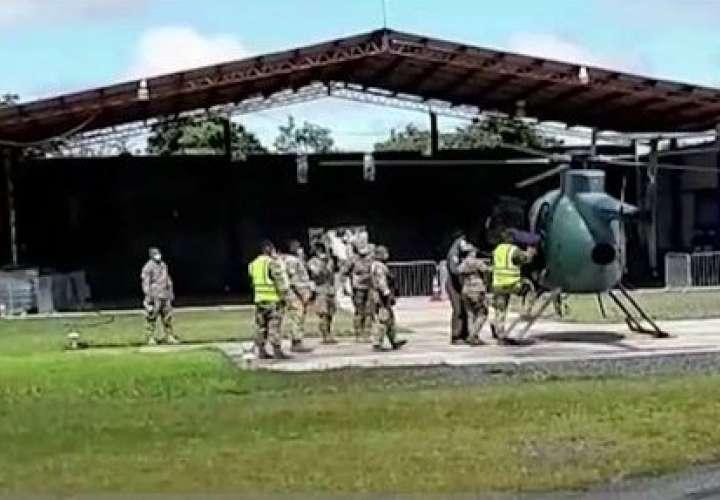 Testigos de caso de la secta son trasladados a Veraguas