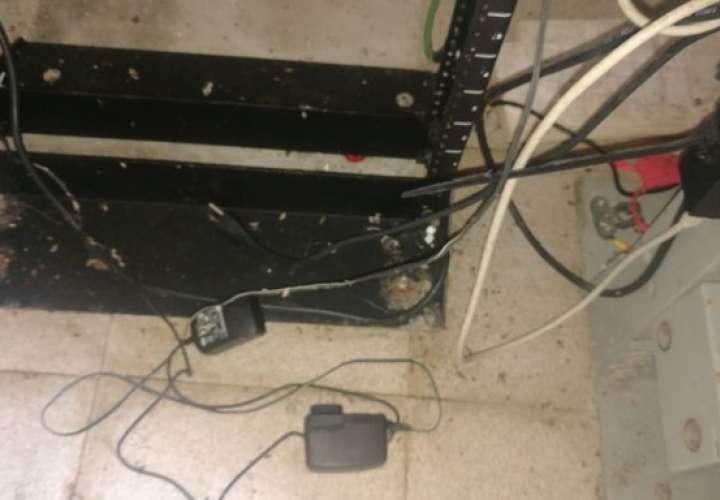 Bomberos de Coclé incomunicados por vandalismo en caseta de radio