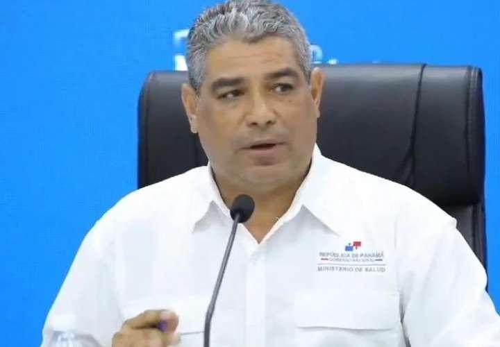 Ministro Sucre confirma que investigan 3 posibles casos de reinfección por Covid
