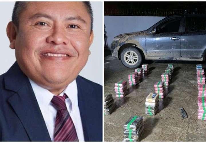 Gobernador de Guna Yala cae con drogas; Nito lo destituye y reemplaza