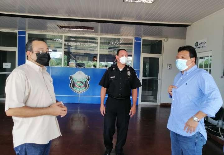 Detectan siete casos de Covid en cárcel de Chitré
