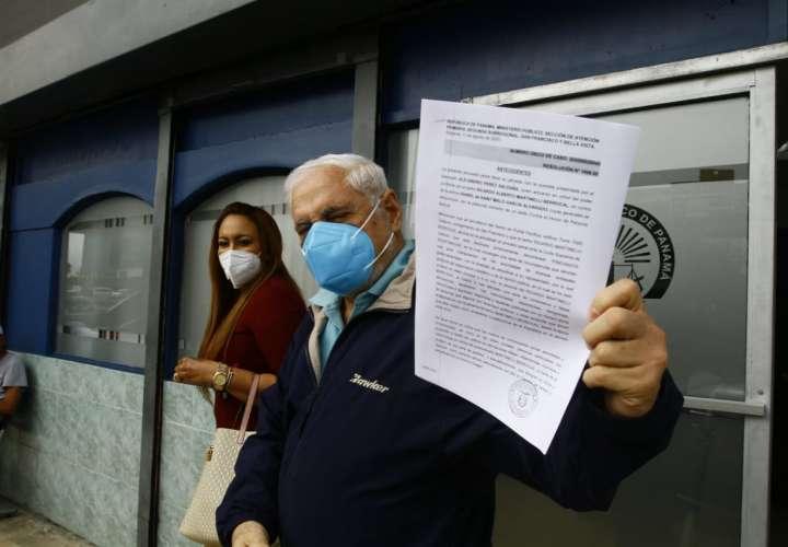 Martinelli: Se van a caer más casos que investiga el Ministerio Público [Video]