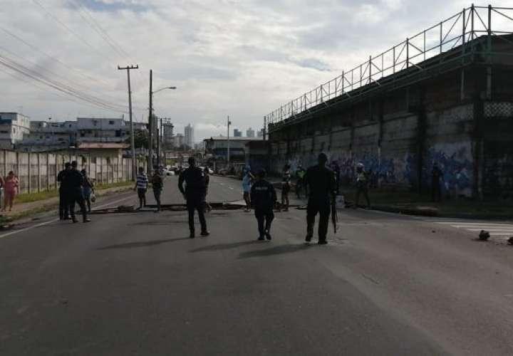 Curundeños protestan por injusto desalojo