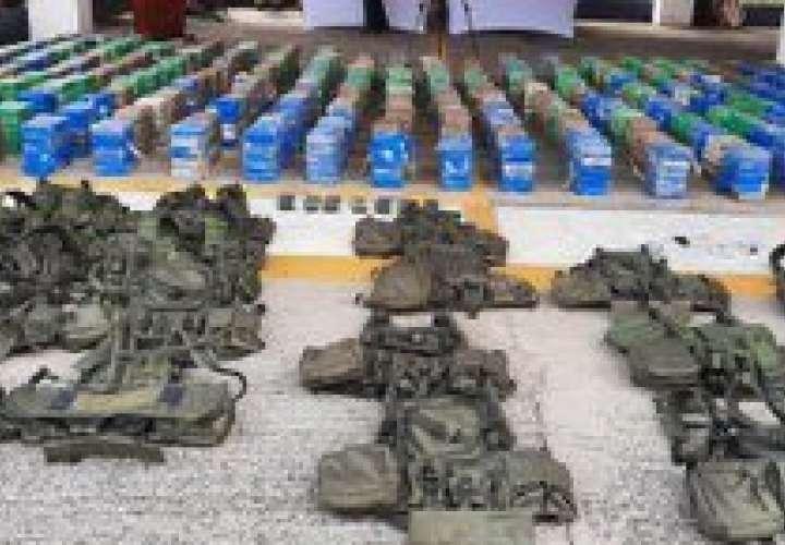 Ordenan detención a tres paisas y un panameño por tráfico internacional de droga