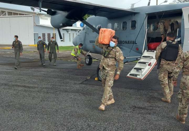 Decomisan casi tres toneladas de cocaína en Isla Colón, Bocas del Toro