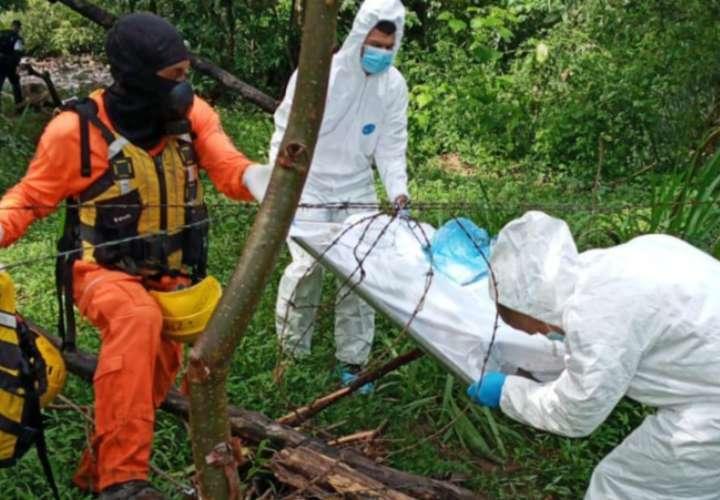 Hallan cadáver de chiricano cerca a río en Bugaba