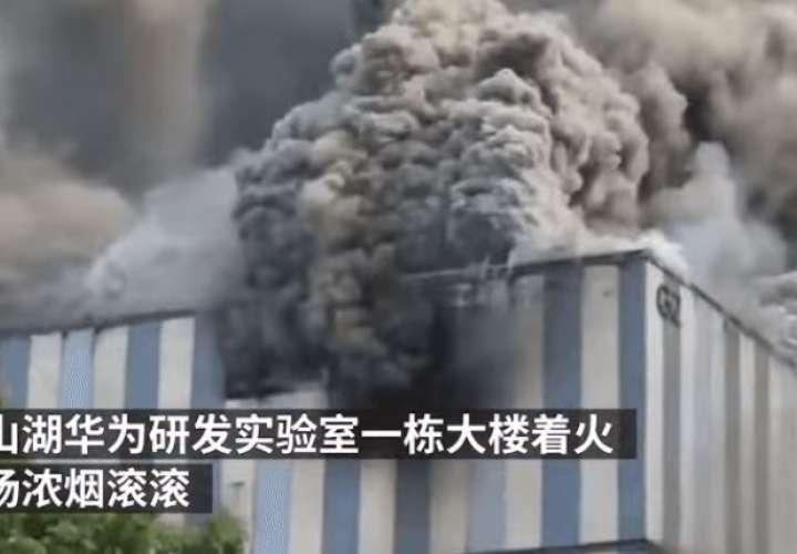 Fuerte explosión sacude la ciudad de Dongguan en China (Video)