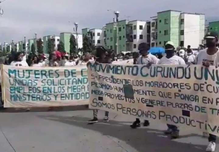 Curundeños entregarán pliego para solicitar trabajo en obras de Gobierno