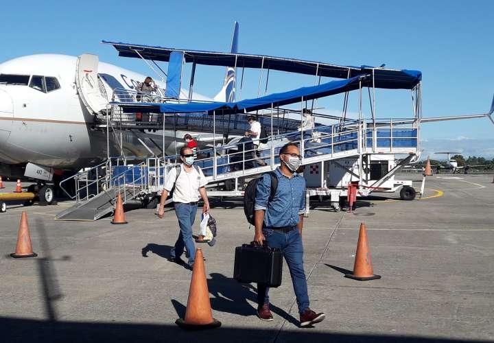 Reanudan vuelos nacionales en el Aeropuerto Internacional Enrique Malek